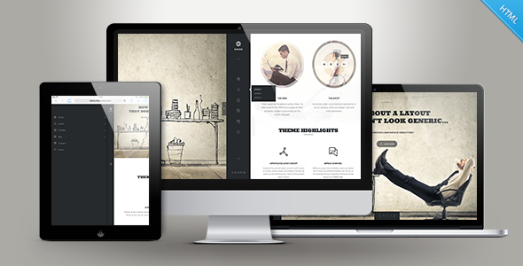 Rebloom - Creative Multi-purpose Template (HTML)
