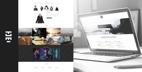 Totemic - Responsive Business One Page Template