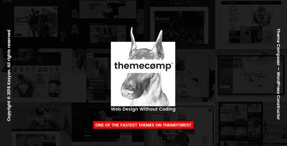 Themecomp — Website Constructor